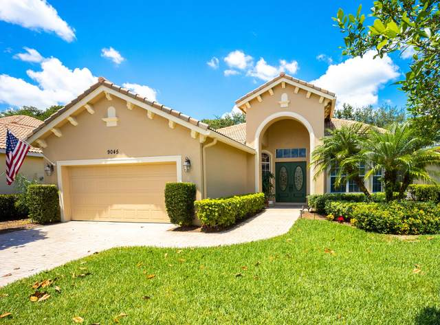9045 Champions Way, Port Saint Lucie, FL 34986 (MLS #RX-10714529) :: The Jack Coden Group