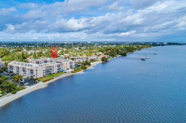 1502 S Lakeside Drive #416, Lake Worth Beach, FL 33460 (#RX-10714554) :: Ryan Jennings Group