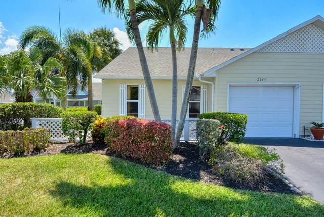 2743 SE Tropical East Circle, Port Saint Lucie, FL 34952 (#RX-10714568) :: Baron Real Estate
