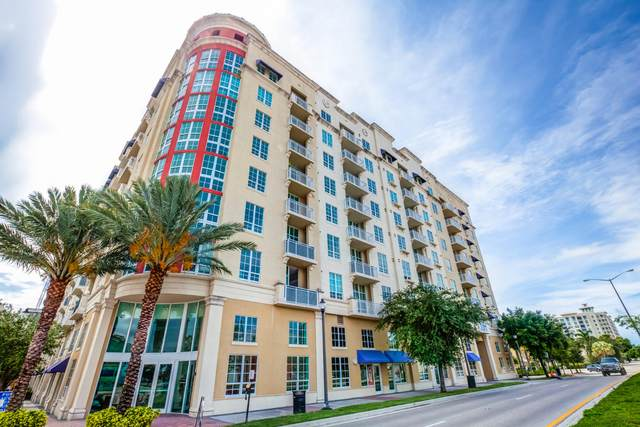 410 Evernia Street #531, West Palm Beach, FL 33401 (#RX-10714575) :: Ryan Jennings Group