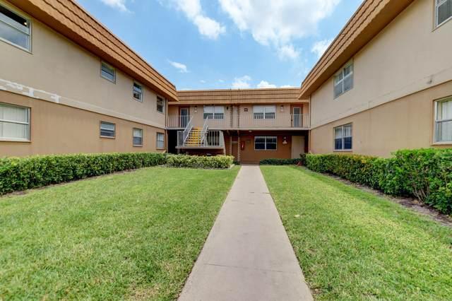272 Brittany F, Delray Beach, FL 33446 (#RX-10714577) :: Baron Real Estate