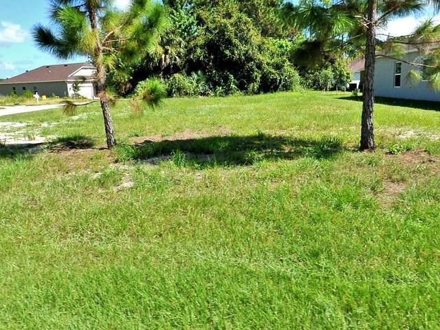 660 NE Moss Rose Place, Port Saint Lucie, FL 34983 (#RX-10714585) :: Baron Real Estate