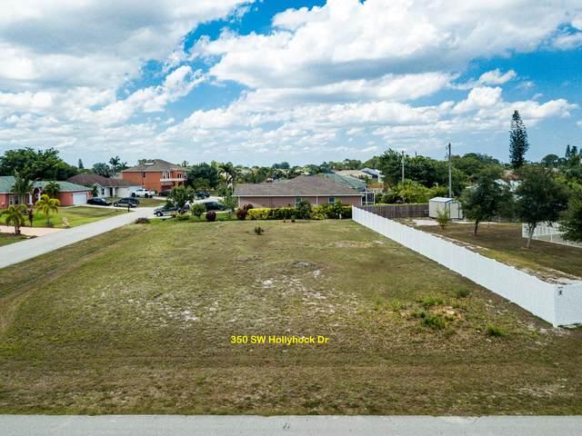 350 SW Hollyhock Drive, Port Saint Lucie, FL 34953 (#RX-10714591) :: Baron Real Estate