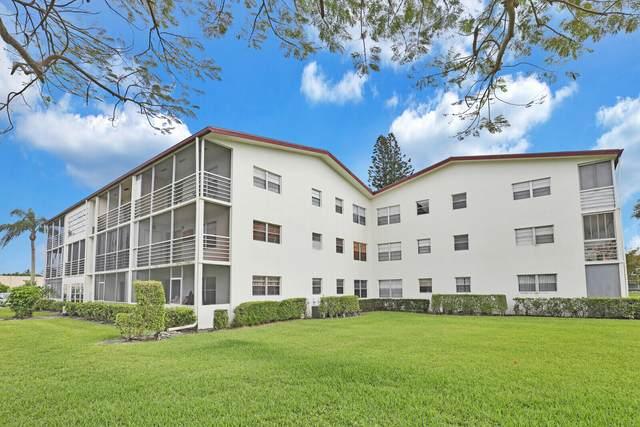 501 Fanshaw L, Boca Raton, FL 33434 (#RX-10714594) :: The Rizzuto Woodman Team