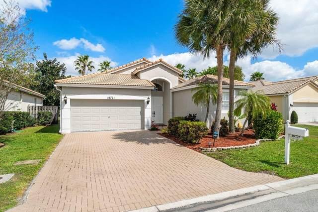 10721 Oak Bend Way, Wellington, FL 33414 (#RX-10714607) :: Baron Real Estate