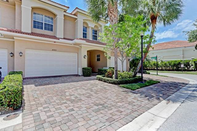 4921 Vine Cliff Way E, Palm Beach Gardens, FL 33418 (#RX-10714616) :: Baron Real Estate