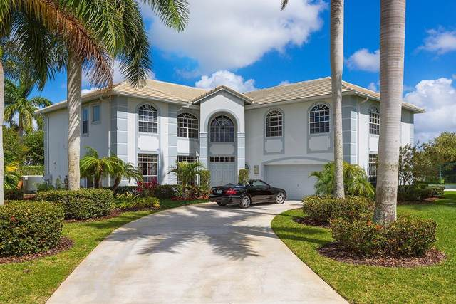 1080 Huntley Way, Wellington, FL 33414 (MLS #RX-10714617) :: Castelli Real Estate Services