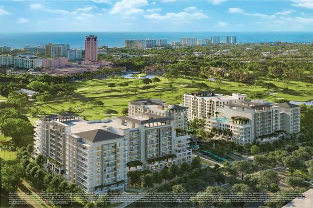 200 SE Mizner Boulevard #314, Boca Raton, FL 33432 (#RX-10714628) :: Signature International Real Estate