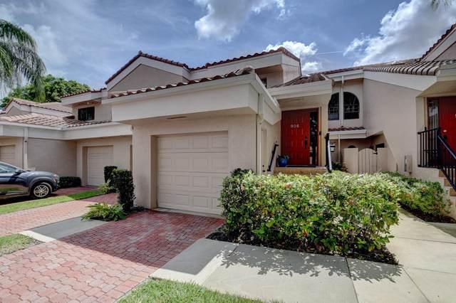 17324 Boca Club Boulevard #906, Boca Raton, FL 33487 (#RX-10714642) :: Signature International Real Estate