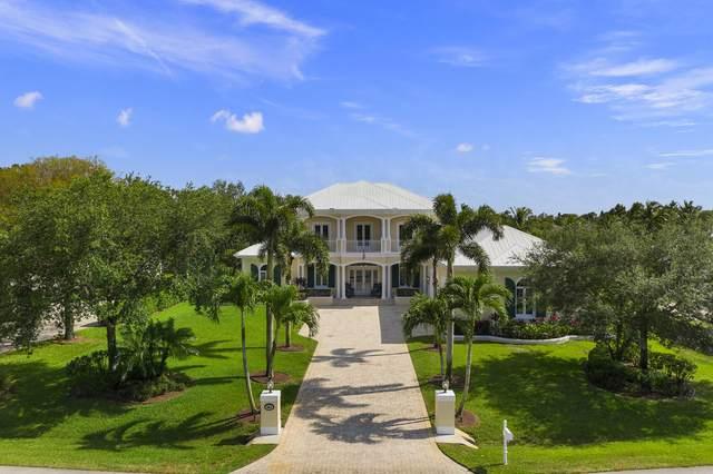 4054 SW Rivers End Way, Palm City, FL 34990 (#RX-10714646) :: Baron Real Estate