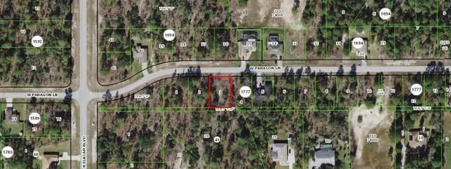 2534 W Paragon Lane, Citrus Springs, FL 34434 (MLS #RX-10714725) :: Castelli Real Estate Services