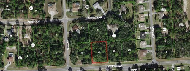 3565 W Century Boulevard, Citrus Springs, FL 34433 (MLS #RX-10714732) :: Castelli Real Estate Services