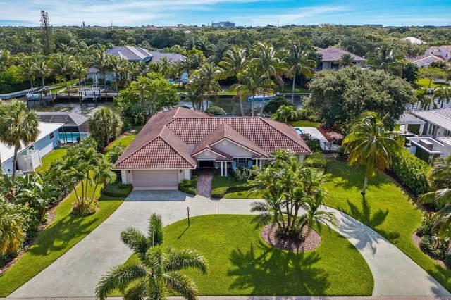 1626 Indian Bay Drive, Vero Beach, FL 32963 (MLS #RX-10714785) :: Berkshire Hathaway HomeServices EWM Realty