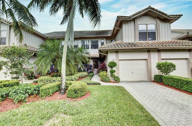 16849 Isle Of Palms Drive D, Delray Beach, FL 33484 (MLS #RX-10714791) :: Berkshire Hathaway HomeServices EWM Realty