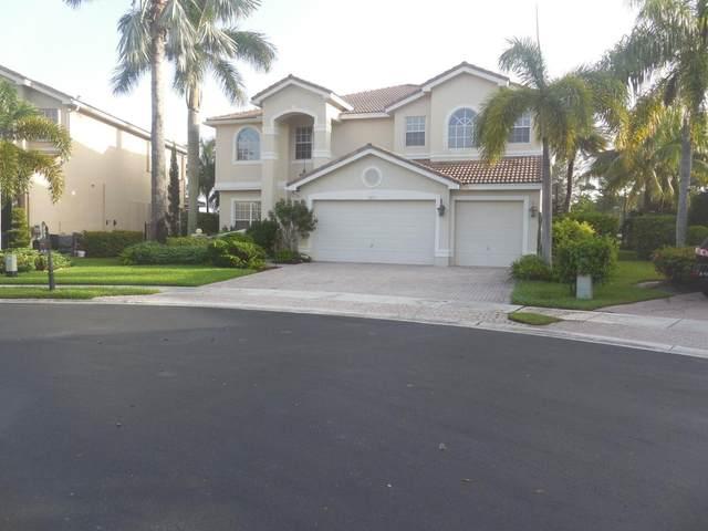 11713 Preservation Lane, Boca Raton, FL 33498 (MLS #RX-10714802) :: Castelli Real Estate Services