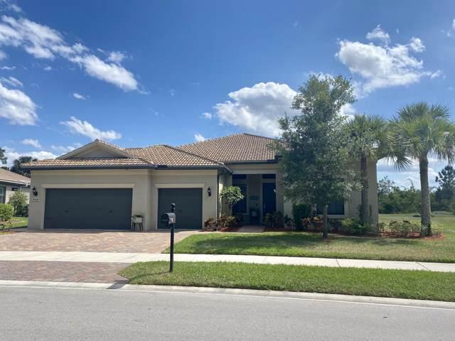4564 SW Scrub Pine Terrace, Palm City, FL 34990 (MLS #RX-10714817) :: Berkshire Hathaway HomeServices EWM Realty