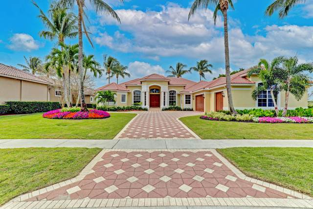 7677 Hawks Landing Drive, West Palm Beach, FL 33412 (MLS #RX-10714836) :: Castelli Real Estate Services