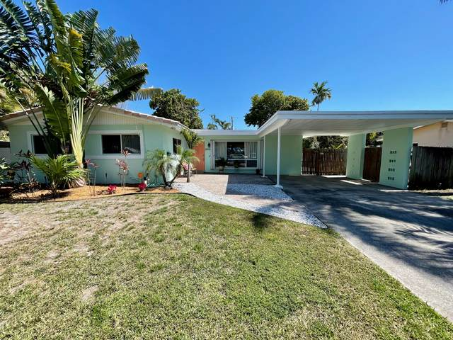 200 SW 17 Street, Pompano Beach, FL 33060 (#RX-10714852) :: Posh Properties