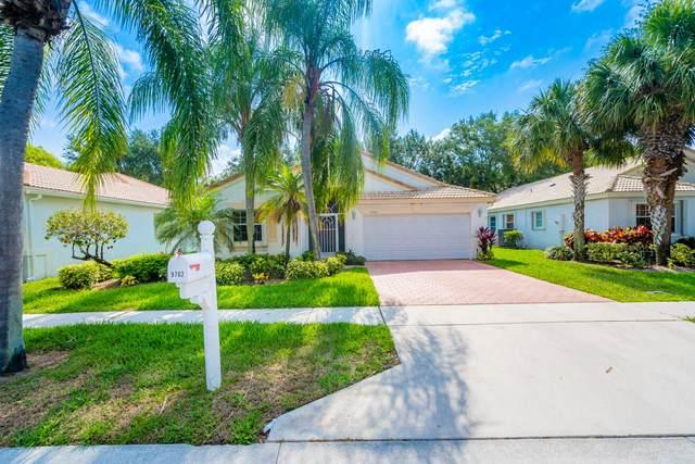 9762 Arbor View Drive S, Boynton Beach, FL 33437 (MLS #RX-10714868) :: Berkshire Hathaway HomeServices EWM Realty