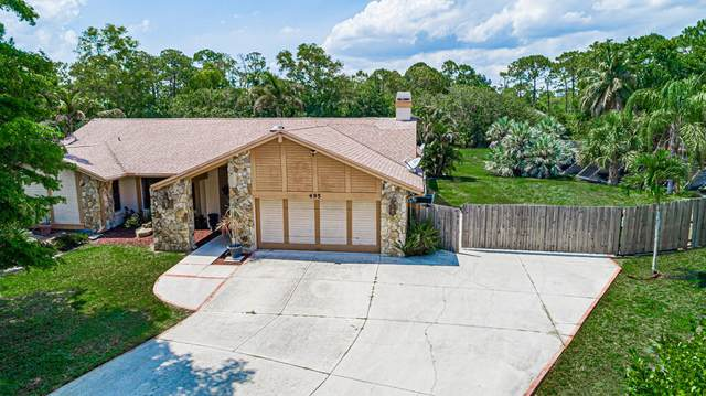 495 Pinto Circle, Wellington, FL 33414 (#RX-10714870) :: Michael Kaufman Real Estate