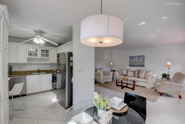 153 Waterford G, Delray Beach, FL 33446 (#RX-10714895) :: Signature International Real Estate