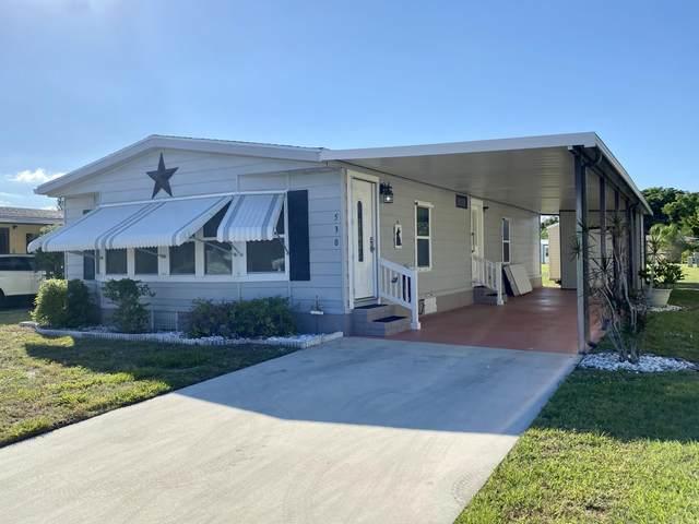 530 Ann Marie Lane, Fort Pierce, FL 34952 (#RX-10714899) :: Heather Towe | Keller Williams Jupiter
