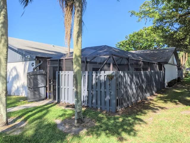 1152 Summit Trail Circle C, West Palm Beach, FL 33415 (MLS #RX-10714959) :: Berkshire Hathaway HomeServices EWM Realty