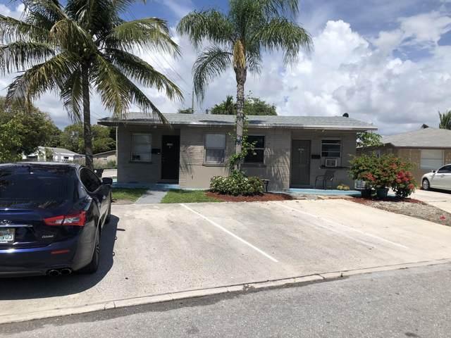 1427 Railroad Avenue, Lake Worth Beach, FL 33460 (MLS #RX-10714972) :: Berkshire Hathaway HomeServices EWM Realty