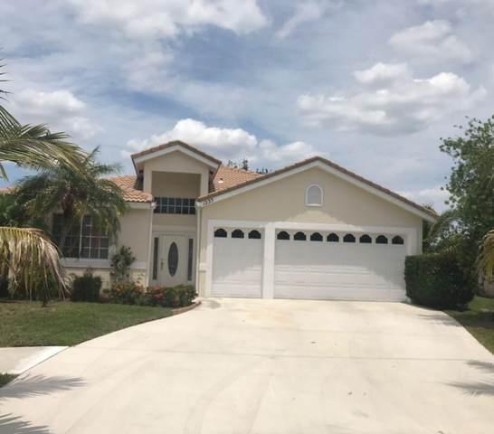 1235 SW Briarwood Drive, Port Saint Lucie, FL 34986 (#RX-10714975) :: Michael Kaufman Real Estate