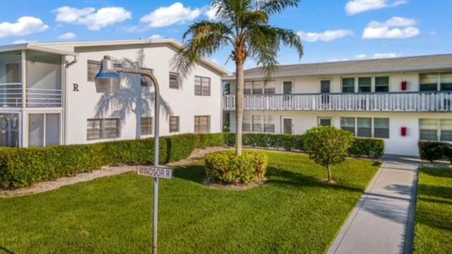 408 Windsor R, West Palm Beach, FL 33417 (#RX-10714980) :: Heather Towe | Keller Williams Jupiter
