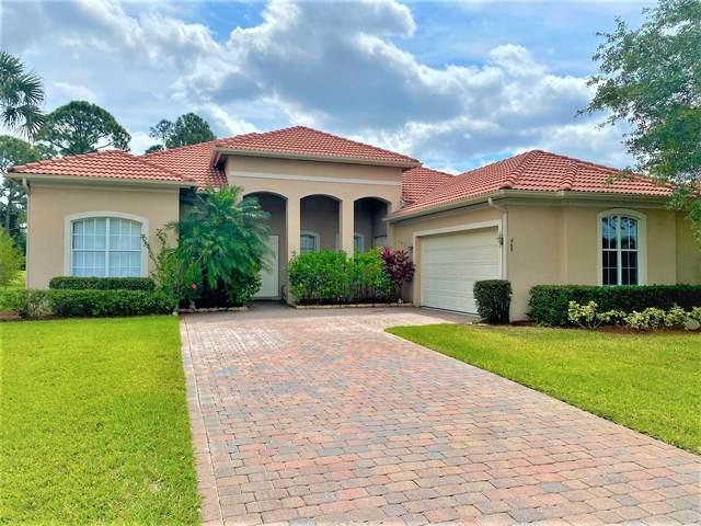 468 NW Dover Court, Port Saint Lucie, FL 34983 (#RX-10715009) :: Michael Kaufman Real Estate