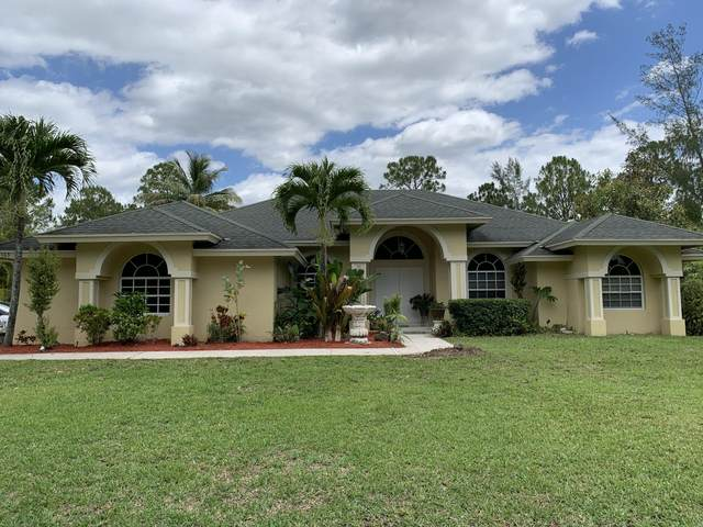 12163 N 76th Road N, The Acreage, FL 33412 (MLS #RX-10715015) :: Castelli Real Estate Services