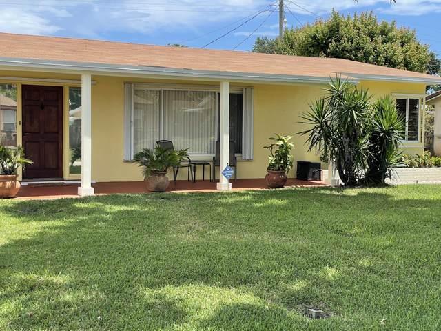 1411 NE 32nd Court, Pompano Beach, FL 33064 (#RX-10715018) :: Michael Kaufman Real Estate