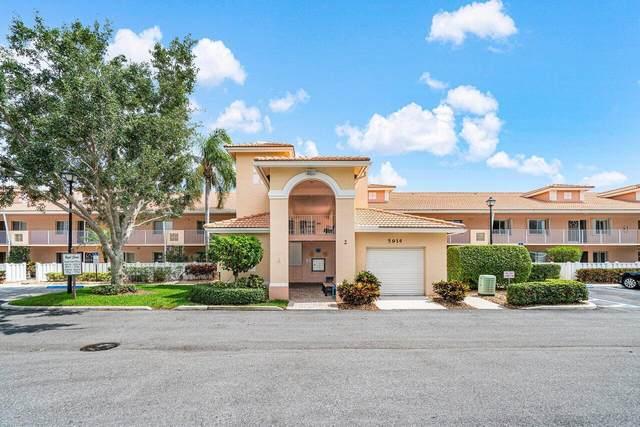 5914 Regal Glen Drive #107, Boynton Beach, FL 33437 (#RX-10715027) :: Heather Towe | Keller Williams Jupiter