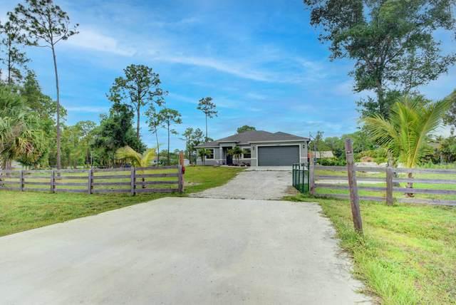 17081 Prado Boulevard, The Acreage, FL 33470 (#RX-10715034) :: Michael Kaufman Real Estate