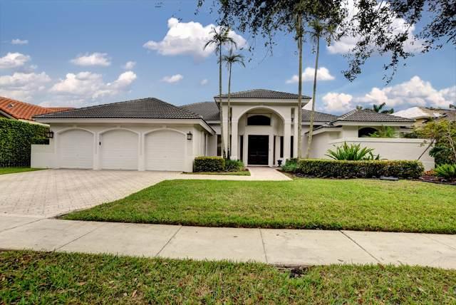 6256 NW 33rd Avenue, Boca Raton, FL 33496 (#RX-10715058) :: Posh Properties