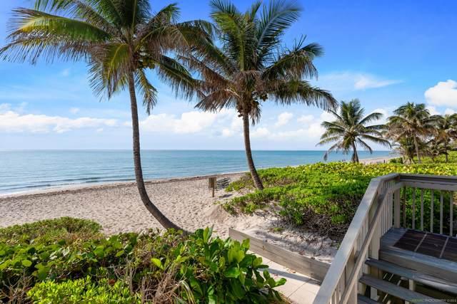 3215 S Ocean Boulevard #501, Highland Beach, FL 33487 (#RX-10715062) :: Posh Properties