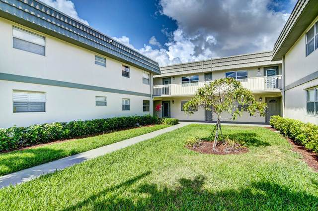 356 Flanders H, Delray Beach, FL 33484 (#RX-10715064) :: Signature International Real Estate