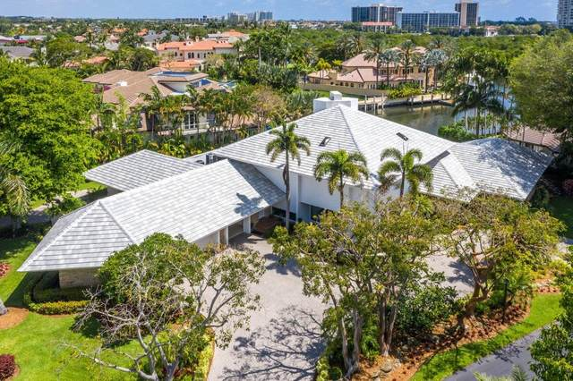 707 Oriole Circle, Boca Raton, FL 33431 (#RX-10715084) :: Posh Properties