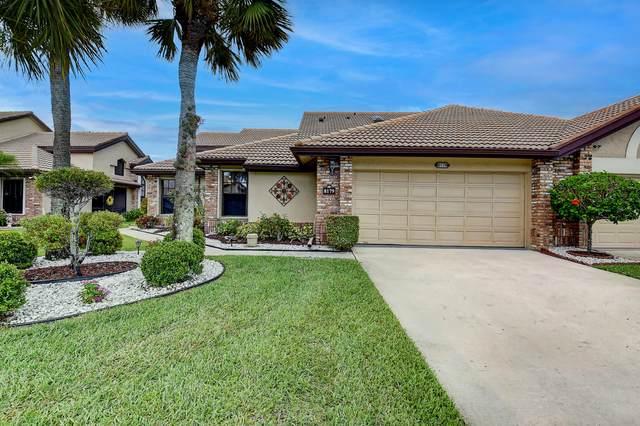 8179 Bellwort Place, Boynton Beach, FL 33472 (#RX-10715099) :: Posh Properties