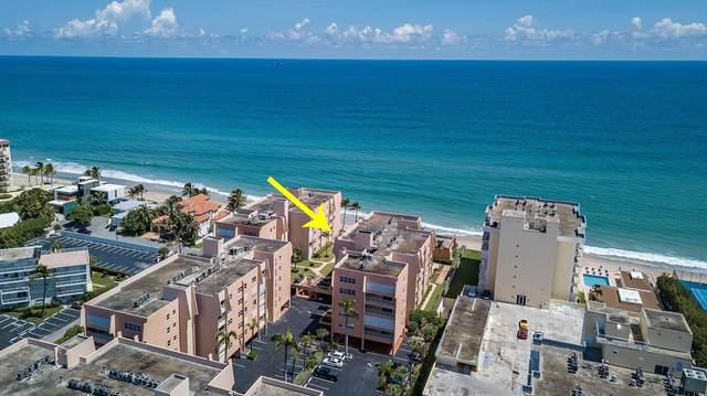 3520 S Ocean Boulevard A305, South Palm Beach, FL 33480 (#RX-10715122) :: Ryan Jennings Group