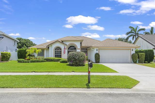 7724 Forestay Drive, Lake Worth, FL 33467 (#RX-10715152) :: Posh Properties