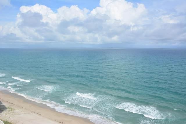 5200 N Ocean Drive #601, Singer Island, FL 33404 (#RX-10715181) :: Heather Towe | Keller Williams Jupiter