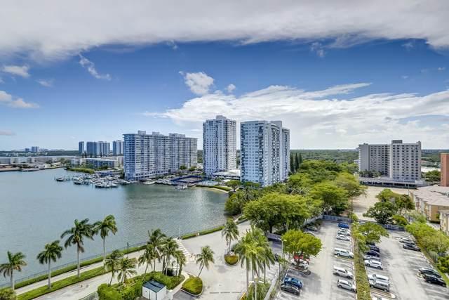 2801 NE 183st 1407W, Aventura, FL 33160 (MLS #RX-10715214) :: Berkshire Hathaway HomeServices EWM Realty