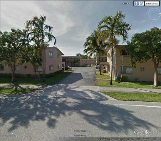 1829 N A Street #13, Lake Worth, FL 33460 (#RX-10715231) :: Posh Properties