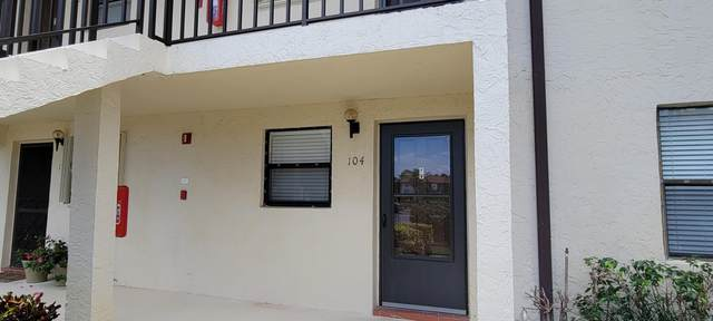7118 Golf Colony Court #104, Lake Worth, FL 33467 (#RX-10715238) :: Posh Properties