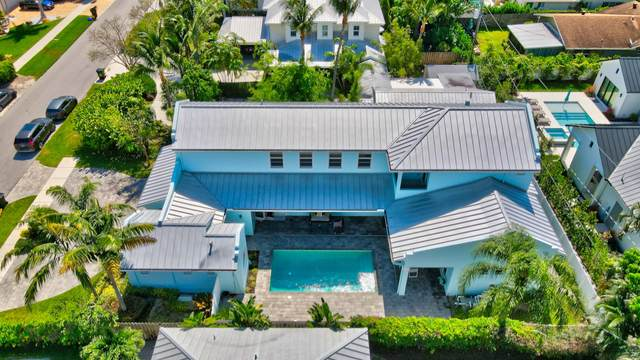 110 NE 10th Street, Delray Beach, FL 33444 (#RX-10715240) :: Posh Properties