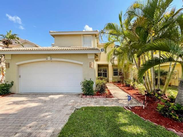 5026 Nautica Lake Circle, Greenacres, FL 33463 (MLS #RX-10715259) :: Berkshire Hathaway HomeServices EWM Realty