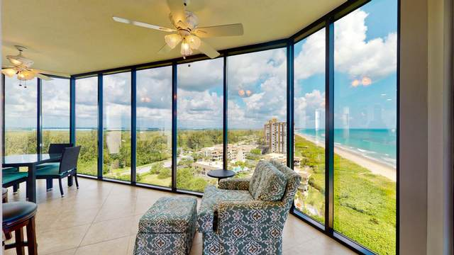 4000 N Highway A1a Ph1, Hutchinson Island, FL 34949 (#RX-10715263) :: Baron Real Estate