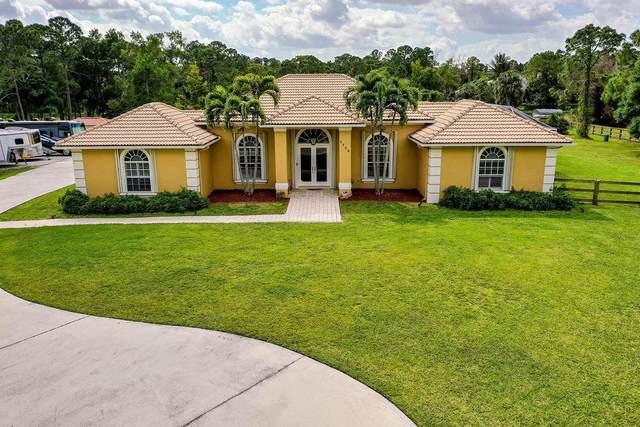 7706 160th Lane N, West Palm Beach, FL 33418 (#RX-10715265) :: Posh Properties